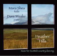 Cover of Heather Hills CD